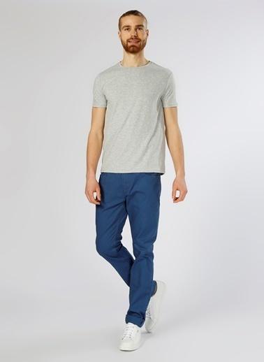 T-Box T-Box Lacivert Klasik Pantolon İndigo
